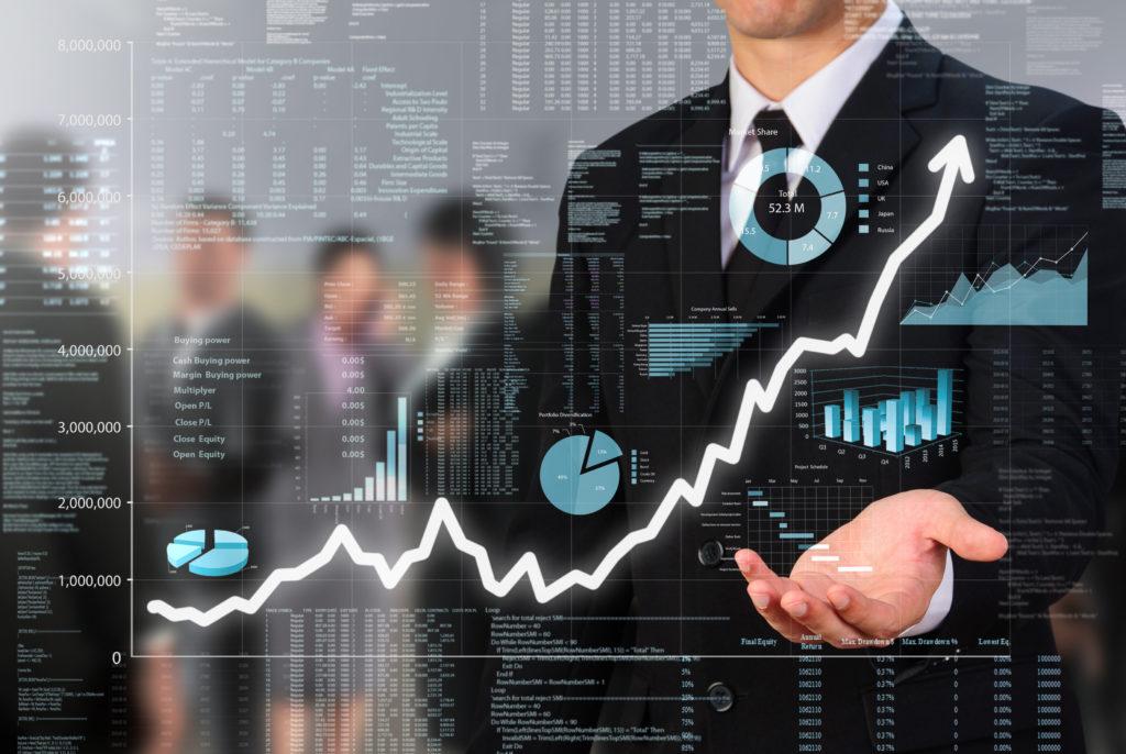 going DIGITAL is the FUTURE - Wachstum der Onlinemärkte